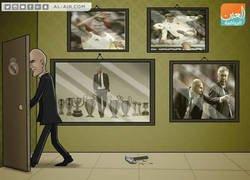 Enlace a Zidane se fue por la puerta grande