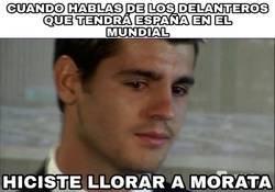 Enlace a Morata no puede dejar de sufrir