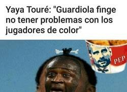 Enlace a Duras declaraciones de Touré Yaya sobre Guardiola