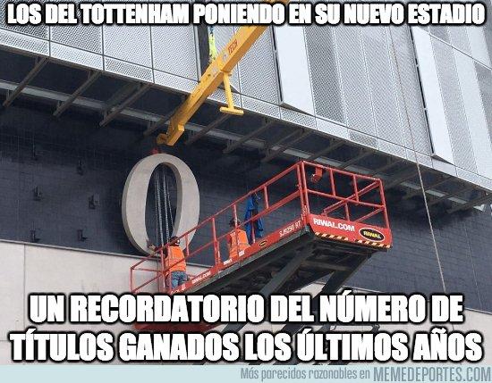 1036624 - Los títulos del Tottenham