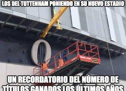 Enlace a Los títulos del Tottenham
