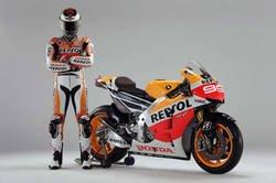 Enlace a Lorenzo y su 99 en Honda
