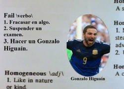 Enlace a El vídeo viral de Higuaín que está circulando con su último fail es FAKE. Éste es el bueno