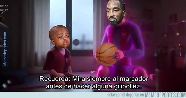 1036817 - JR Smith haciendo introspectiva