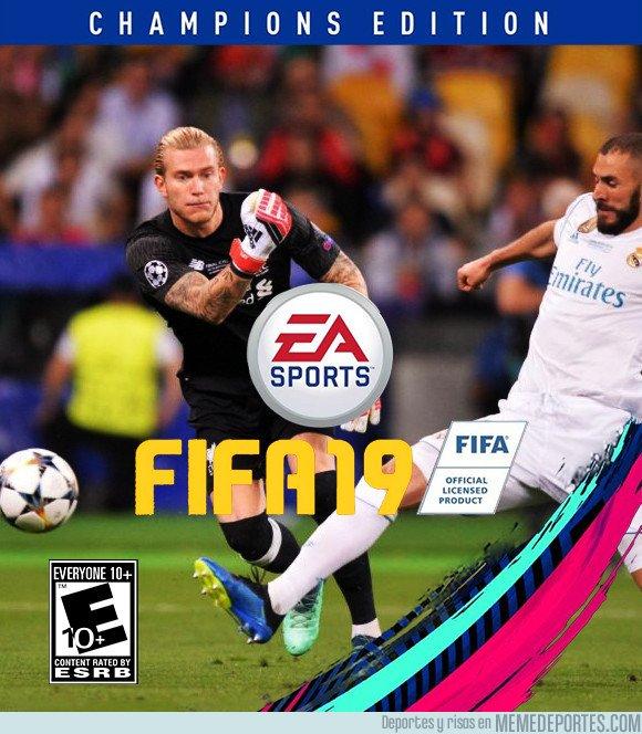 1037041 - Esta SÍ que debía ser la portada del FIFA