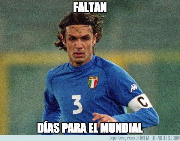 1037093 - 3 días para el Mundial, un recuerdo para Italia