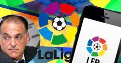 Enlace a Cuidado si tienes la app de la Liga, te están usando como chivato