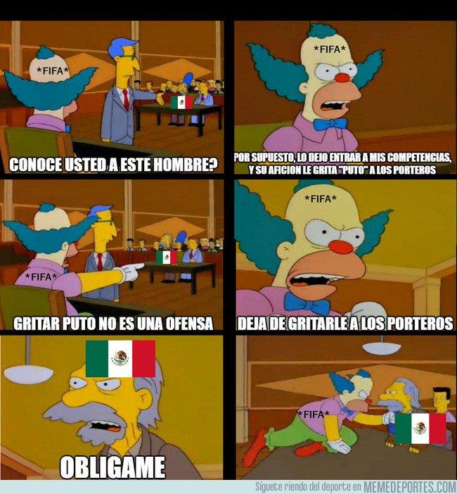 1037207 - La eterna pelea de México y la FIFA