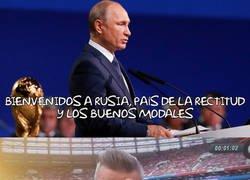 Enlace a Cuidado con lo que hagan frente a Putin
