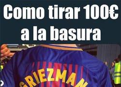 Enlace a Magnífico tutorial de cómo tirar 100€ en una camiseta