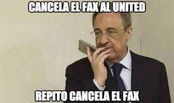 Enlace a Florentino cancela todo