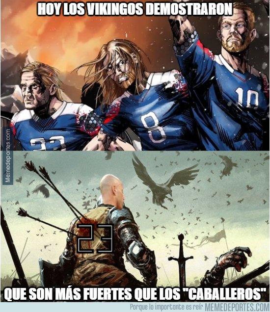 1038236 - Los islandeses dando todo hasta el final