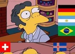 Enlace a Cuando piensas que tu primer partido del mundial será un paseo