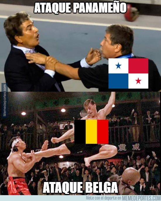1038767 - Van Damme vs Bolillo Gomez