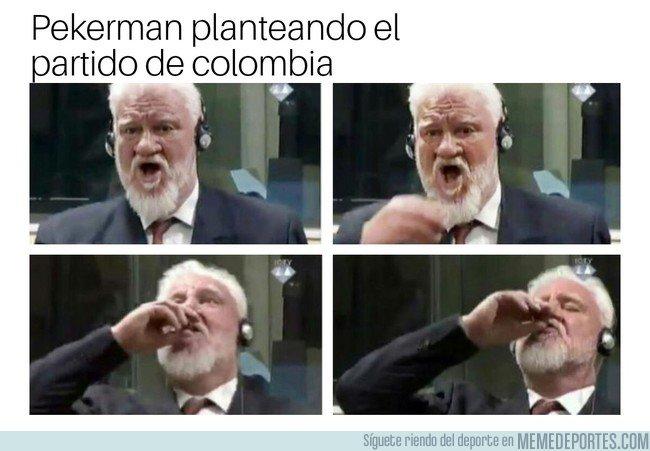 1038872 - ¿A qué juega el entrenador de Colombia?