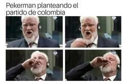 Enlace a ¿A qué juega el entrenador de Colombia?