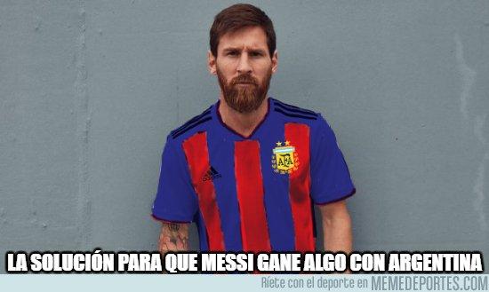 1039610 - No se le da a Messi