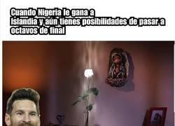 Enlace a La suerte le sonríe a Argentina