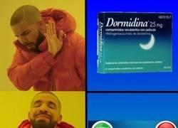 Enlace a El mejor remedio para dormir