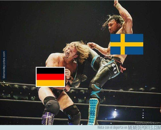 1040115 - Suecia vs Alemania