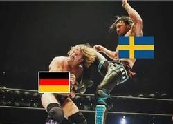 Enlace a Suecia vs Alemania