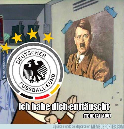 1041156 - Alemania fracasa de nuevo en Rusia