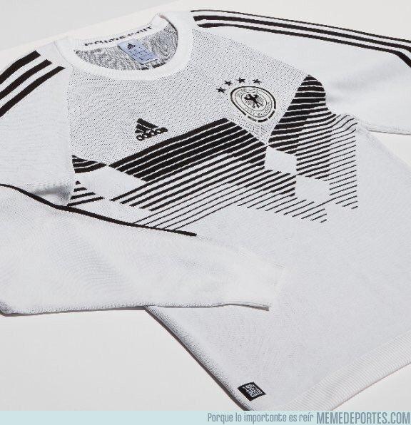 1041520 - Adidas lanza una equipación de lana para volver calentitos a casa