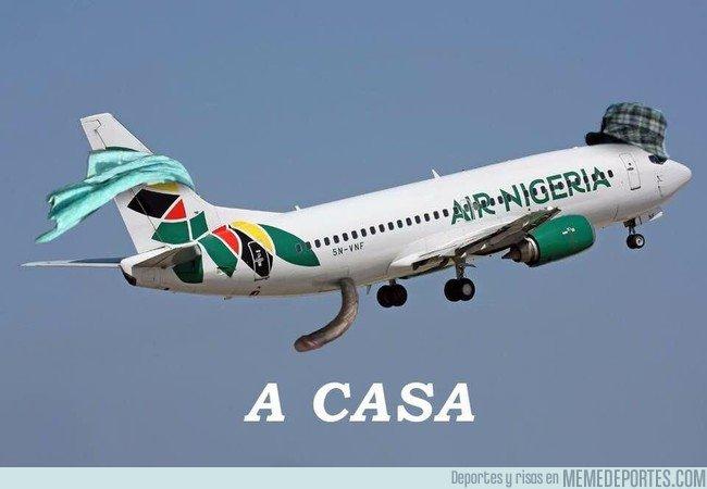 1041762 - La despedida de Nigeria