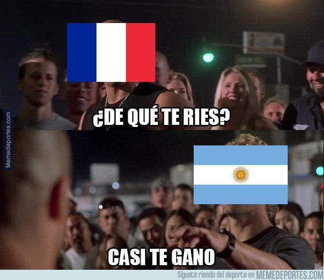 1042075 - Argentina se queda con el casi