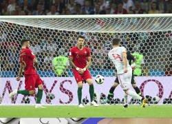 Enlace a Ambos goles fueron como dos gotas de agua...
