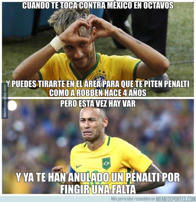 1042439 - Puede que ese truco ya no le funcione a Neymar