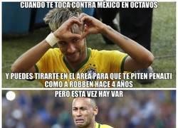 Enlace a Puede que ese truco ya no le funcione a Neymar