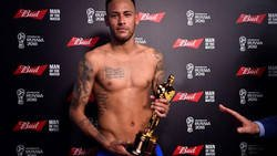 Enlace a Neymar buscando su MVP