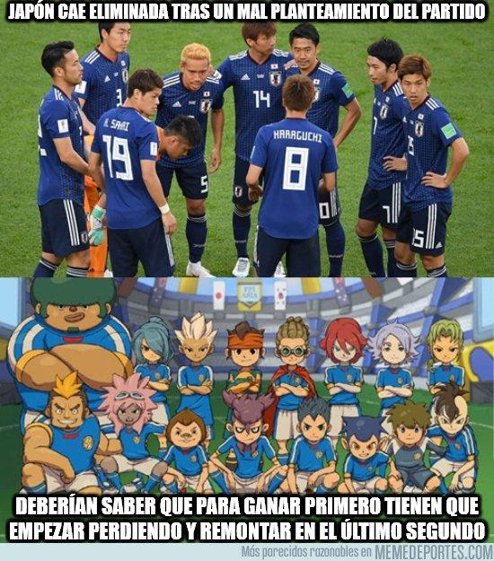 1043113 - Japón planteó mal el partido...