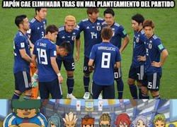 Enlace a Japón planteó mal el partido...
