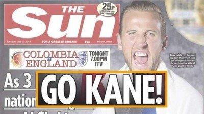 1043188 - Colombia se cabrea por la portada de un periódico de Inglaterra