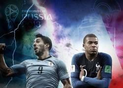 Enlace a MMD LIVE: ¡Bienvenidos al Live del primer partido de Cuartos de Final entre Francia y Uruguay!