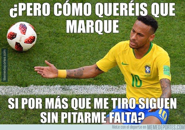 1043801 - Pobre Neymar, nadie lo entiende