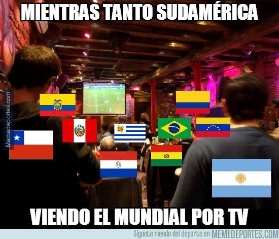 1043922 - Sudamérica está unido ahora mismo