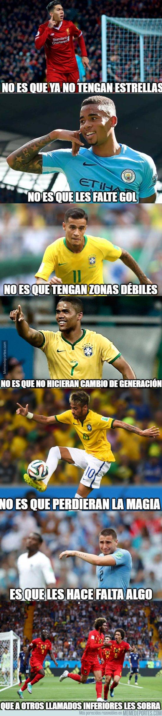 1043989 - Los brasileños campeones también corrían