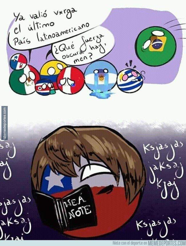 1044004 - Chile es el causante