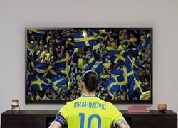 Enlace a MMD LIVE: Mientras tanto, Zlatan desde su casa