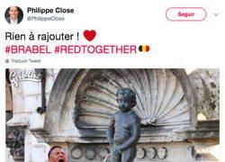 Enlace a El ofensivo tweet del alcalde de Bruselas riéndose de Neymar tras el Bélgica-Brasil