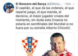 Enlace a Enorme la Croacia de Alberto Chicotić