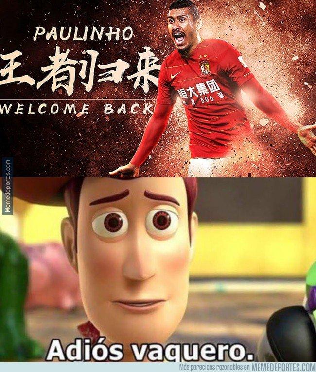 1044220 - Una leyenda que se vuelve a China