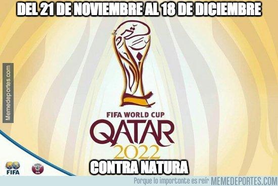 1044919 - Qatar 2022 se jugará del 21 de noviembre al 18 de diciembre