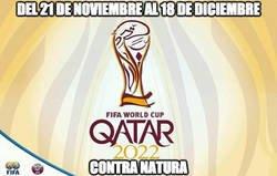 Enlace a Qatar 2022 se jugará del 21 de noviembre al 18 de diciembre