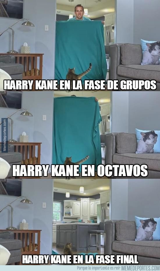 1045047 - Resumen del Mundial de Harry Kane