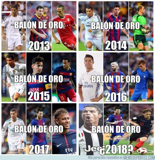 1045061 - ¿Será Modrić el siguiente en acompañar a Cristiano y a Messi en la gala del Balón de Oro?