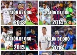Enlace a ¿Será Modrić el siguiente en acompañar a Cristiano y a Messi en la gala del Balón de Oro?